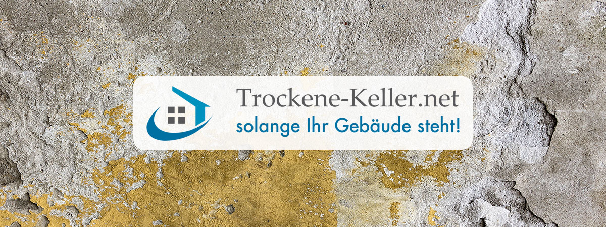 Schimmelsanierung Aglasterhausen - Trockene-Keller.net Nasse Wände