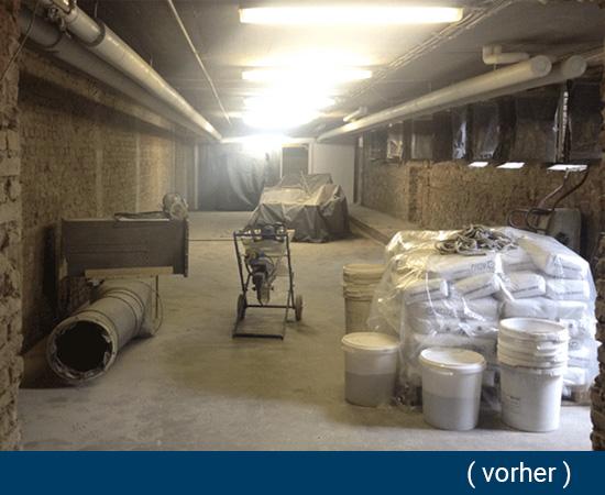 feuchte Kellerwände für  Obrigheim