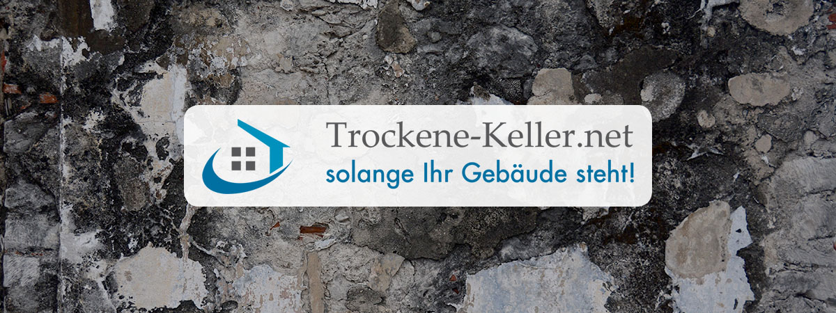 Schimmelsanierung Lehrensteinsfeld - Trockene-Keller.net Mauer abdichten
